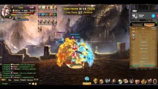 Demon Slayer Битва классов финал Симка s24 19.02.2015