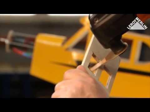Utiliser la lime à concrétion carbure FEIN Multimaster