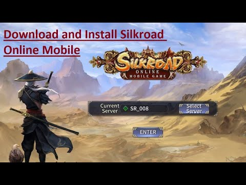 How To Download And Install Silkroad Online On Android Phone
