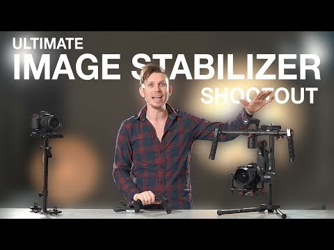 Steadycam vs Gimbal