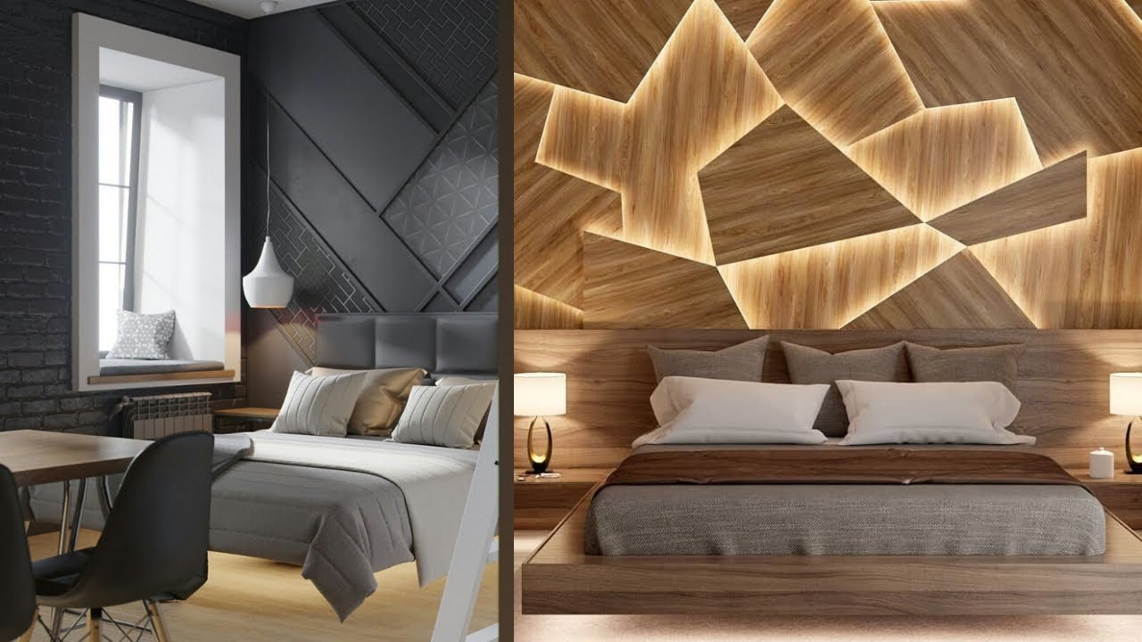 Luxurious Bedroom With Modern Beds And Amazing Design And Decoration 2020 Youtube