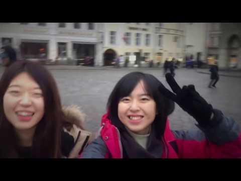 2017 Old town trip in Tallinn