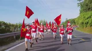 Chinh phục Đèo Hải Vân - Hành trình Sinh viên Việt Nam - kỷ lục Guinness