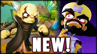 NEW! SKYLANDERS Imaginators - KAOS Gameplay! Figure/Sensei Figure! & More!