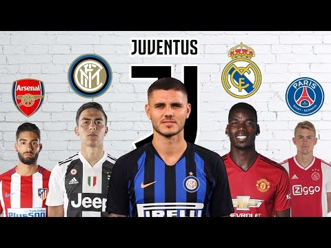 Latest Transfer News: Icardi to Juventus, Dybala to Inter Milan and more