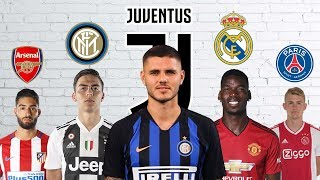 Latest Transfer News: Icardi to Juventus, Dybala to Inter Milan and more
