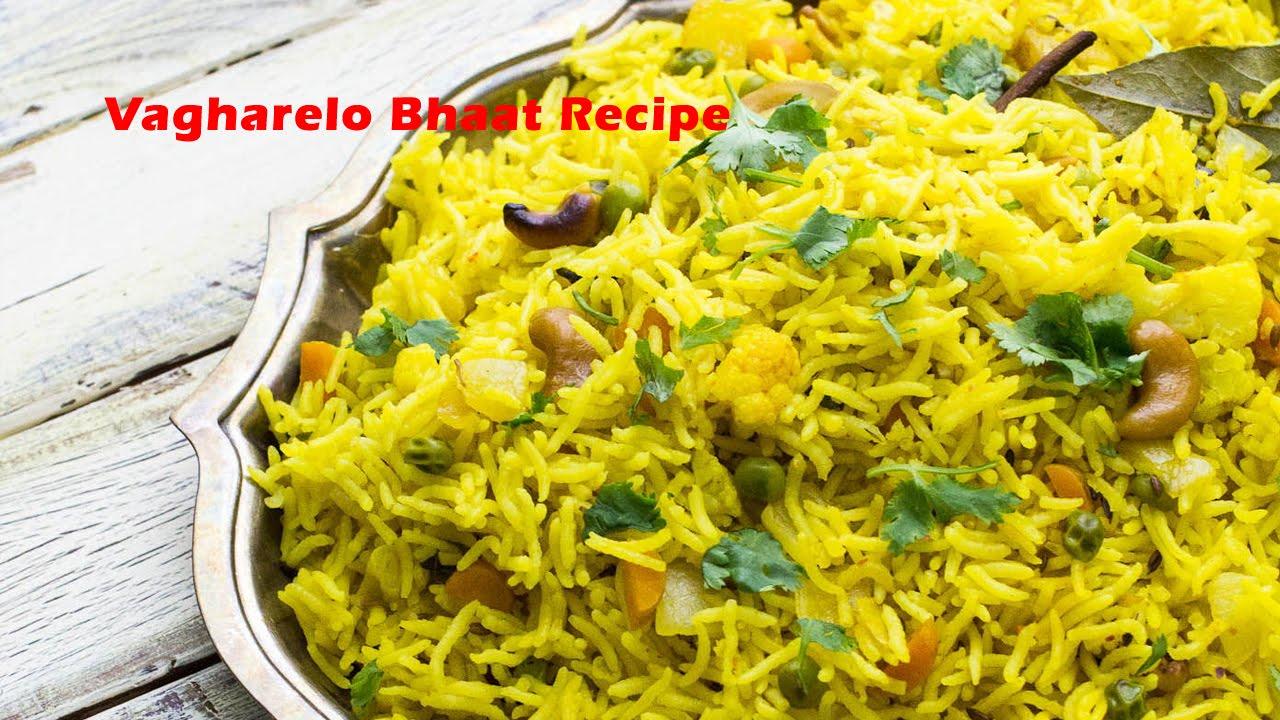 recipe: vagharela bhaat recipe [5]