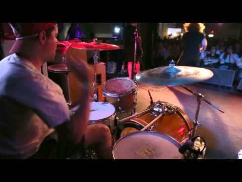 Counterparts - Collapse [Kelly Bilan] Drum Video Live [HD]