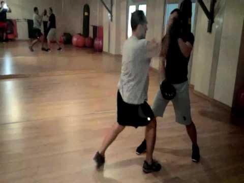 Berlin Martial Arts Group Turkey JKD Beginners Class İstanbul  3
