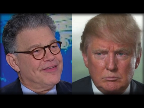 GONE PSYCHO! AL FRANKEN JUST LEAKED THE SECRET PLAN TO IMPEACH TRUMP… AND IT'S BAD!