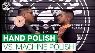 How To Polish: Hand vs. Machine Polish! - Chemical Guys