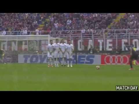 AC Milan vs Palermo 4 0  (09/04/2017) All...
