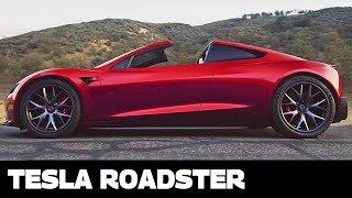 Tesla Roadster 2020 Specifications смотреть