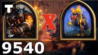 Hearthstone: Kobolds & Catacombs Hunter vs Waxmancer Sturmi [05] (9540)
