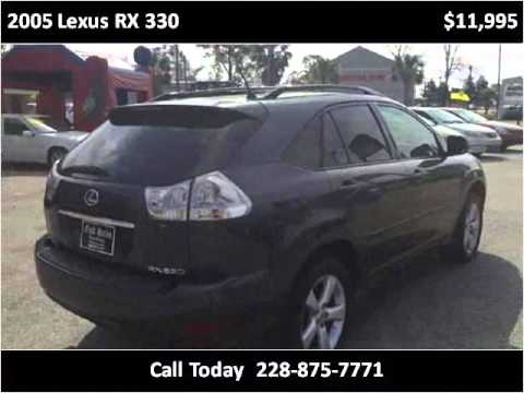 2005 Lexus RX 330 Used Cars Ocean Springs MS