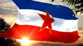 Yugoslavian anthem  Jugoslovenska himna  Hej Slaveni, još ste živi Riječ naših djedova