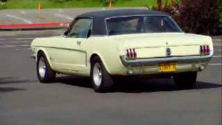 1965 Ford Mustang Luxury Pony Edition - Drive While You Restore It - SOLD!