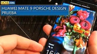 Probamos el Huawei Mate 9 Porsche Design