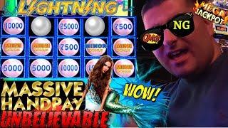 I Broke The Record ! My Biggest HANDPAY JACKPOT On High Limit Lightning Link Slot Machine