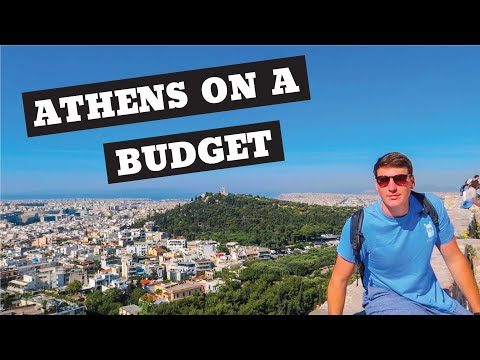 How Expensive Is Athens Greece?| Budget Travel