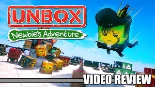 Review: Unbox - Newbie's Adventure (PlayStation 4 & Xbox One) - Defunct Games