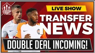 FRED & ALDERWEIRELD Deals Before World Cup? MAN UTD Transfer News