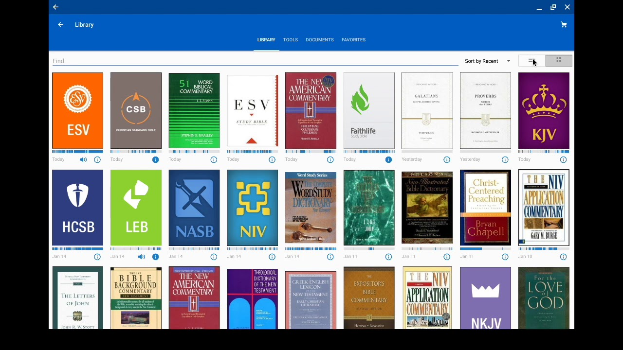 Logos Bible App Review: New Features for Enhanced Mobile Bible Study