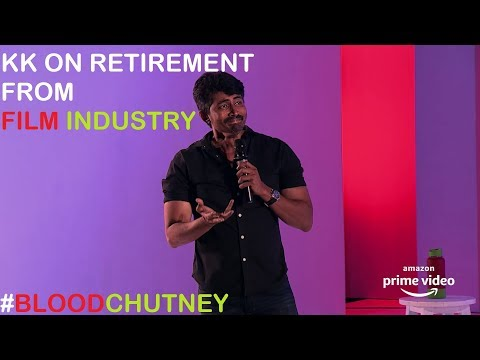 KK on Retirement from Film Industry | Stand up comedy by Karthik Kumar