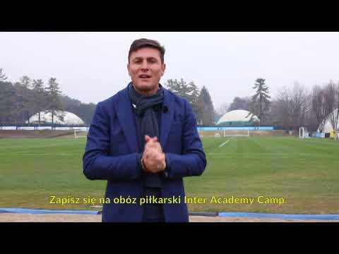 Inter Academy Camp Poland J. Zanetti