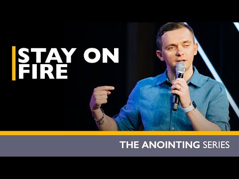 STAY ON FIRE | Pastor Vlad