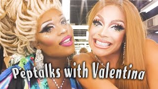 Peptalks with Valentina | All Stars 4 Alumni