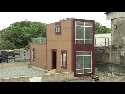 Shipping Container Homes Nigeria