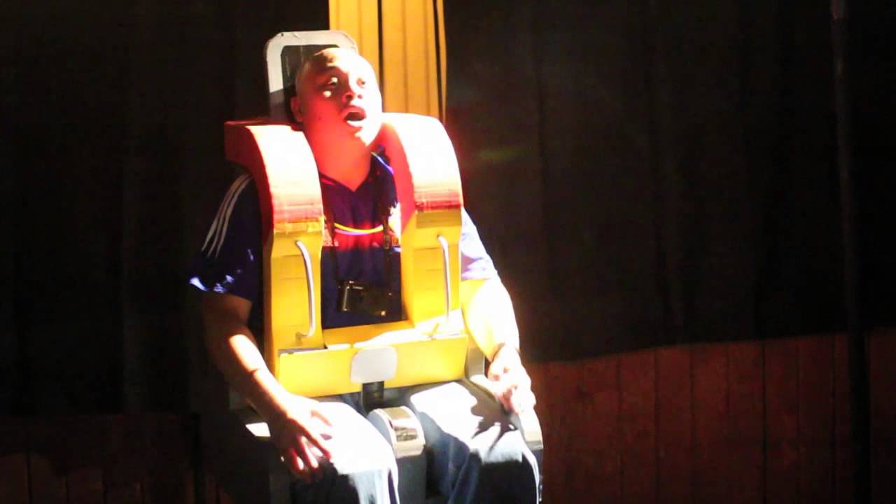 One Man Rollercoaster Halloween Costume - YouTube
