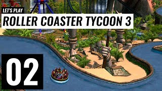 Let's Play: Roller Coaster Tycoon 3 Platinum - Mac - Ep 2
