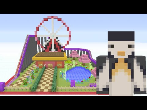 Minecraft Xbox - Creative Craft - Theme Park (2)