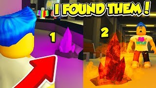 I FOUND ALL THE METEOR FRAGMENTS AND UNLOCKED THE SECRET POWER IN POWER SIMULATOR!! (Roblox)