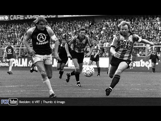 1988-1989 - Jupiler Pro League - 10. Club Brugge - KV Mechelen 0-1