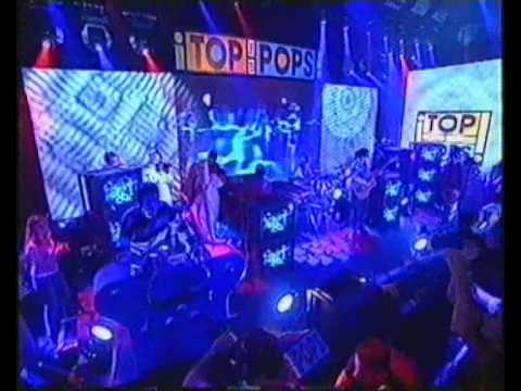 Super Furry Animals - Juxtaposed With U (Top Of The Pops)