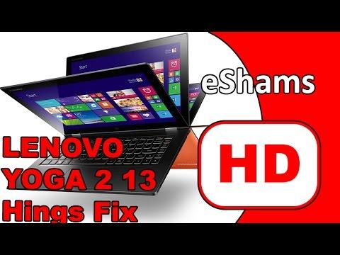 Lenovo Yoga 2 13 Hinge Fix