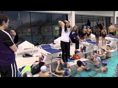 Sports Diplomacy: World Champion Swimmer Kate Ziegler visits the Netherlands