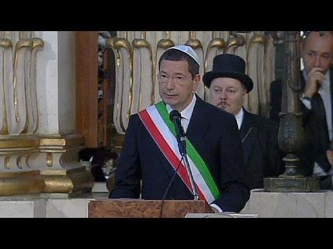 Italians mark 70th anniversary of deportation of Rome's Jews to Auschwitz