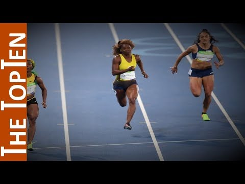 The Top Ten Fastest Women Of All Time (100meters)