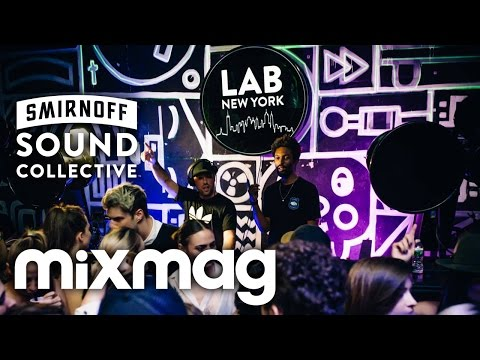 THE KNOCKS DJ set in The Lab NYC