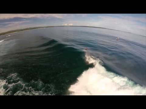 GoPro: Shaun Harrington - Solomon Islands 02.02.15 (Wave 2) - Surf