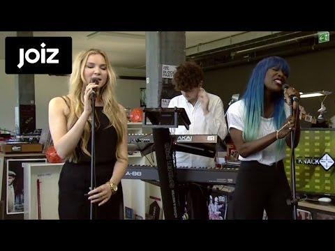 Clean Bandit - Nightingale (Live at joiz)