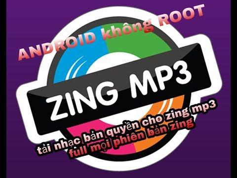 HƯỚNG DẪN TẢI TẤT CẢ NHẠC BẢN QUYỀN TRÊN ZING MP3