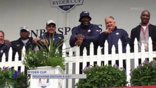"""78 Sports – édition spéciale """"Ryder Cup 2016"""" du lundi 3 octobre"""