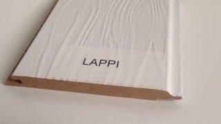 Потолочные панели Изотекс Лаппи (Isotex Lappi). Обзор