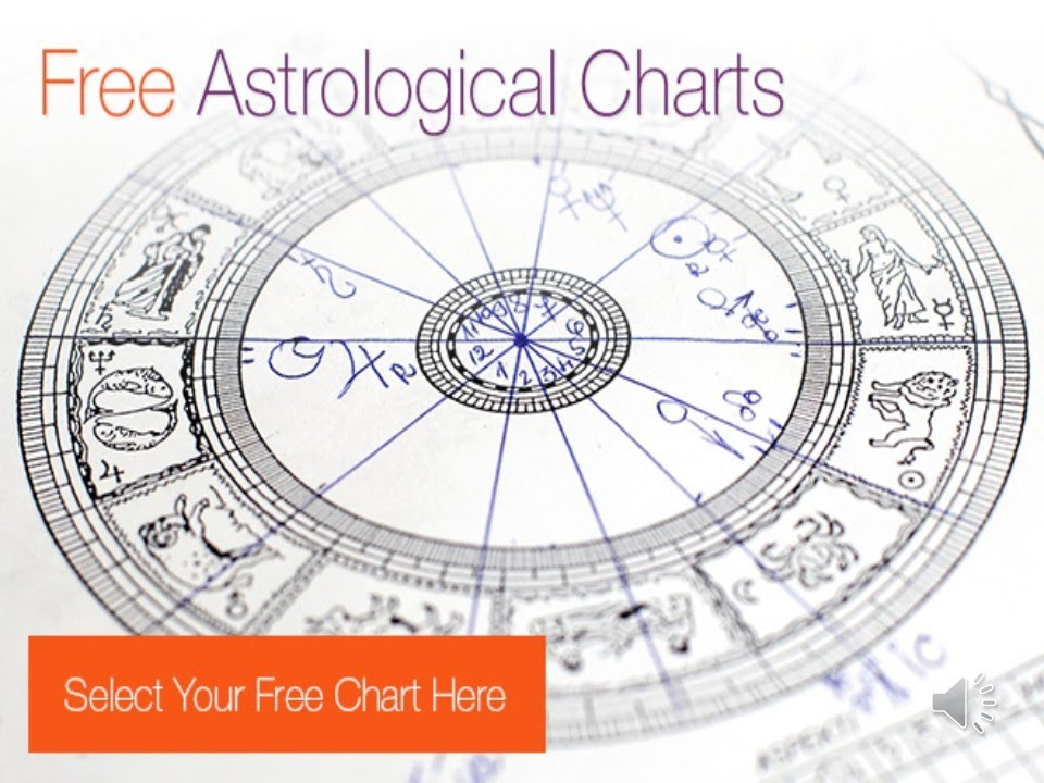 The Astrological Compatibility Chart Youtube