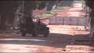 Raw: Violence Sweeps Central African Republic
